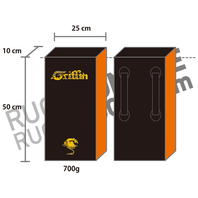 グリフィン コンパクトヒットシールド MIDI/子供用タックルトレーナー