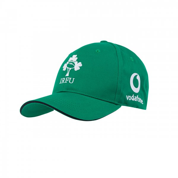 アイルランド代表 19/20 コットン ラグビーキャップ