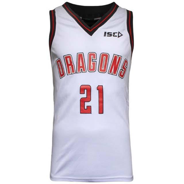 セント・ジョージ・イラワラ・ドラゴンズ 2015 NRL バスケットボールジャージ