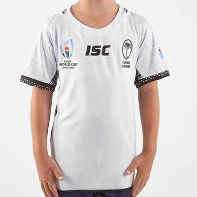 フィジー代表 RWC2019 子供用ホームジャージ