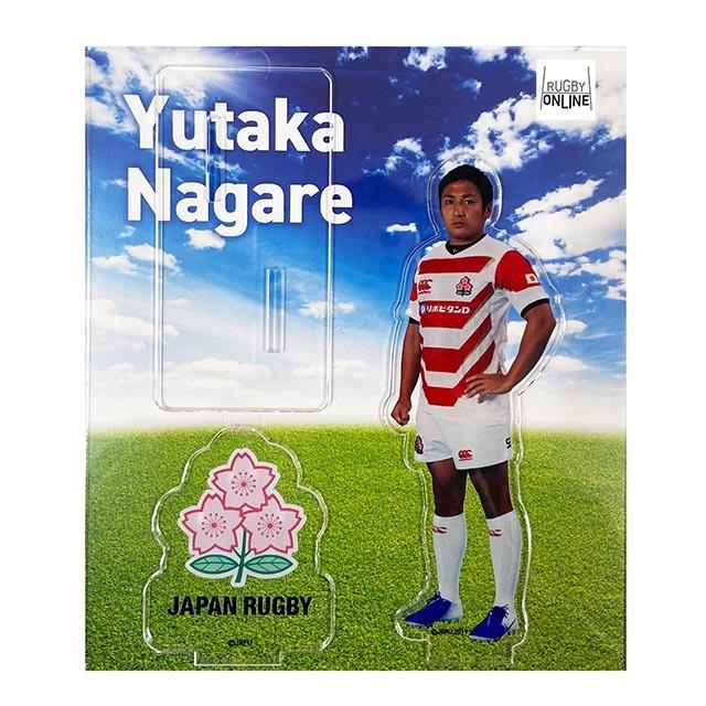ラグビー日本代表 アクリルスタンド/流大