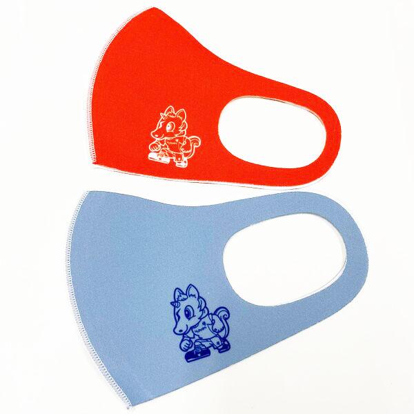 クボタスピアーズ 子供用マスク (2枚セット)