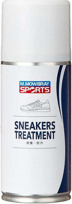 M.MOWBRAY SPORTS シューケア製品 スニーカートリートメント 125ml