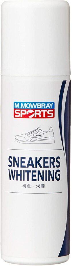 M.MOWBRAY SPORTS  シューケア製品 スニーカーホワイトニング 75ml