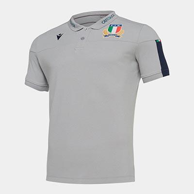 【ポイント10倍!】イタリア代表 19/20 ラグビーポロシャツ