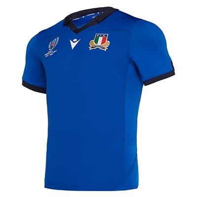 イタリア代表 RWC2019 選手仕様ホームジャージ