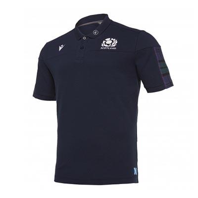 スコットランド代表 19/20 ラグビーポロシャツ