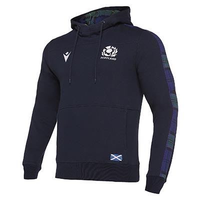 スコットランド代表 19/20 ヘビーコットン スウェットフーディー