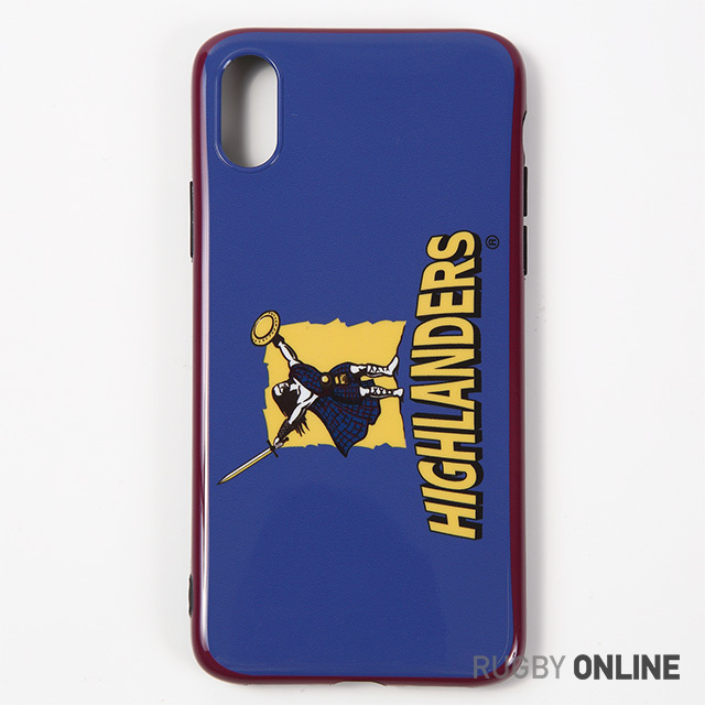 ハイランダーズ iPhone X/XS ケース
