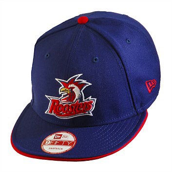 New Era 9FIFTY NRL ルースターズ