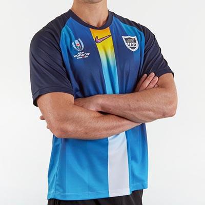 アルゼンチン代表 RWC2019 アウェイジャージ