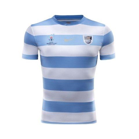 アルゼンチン代表 RWC2019 ホームジャージ
