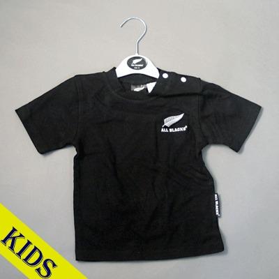 オールブラックス 子供用Tシャツ