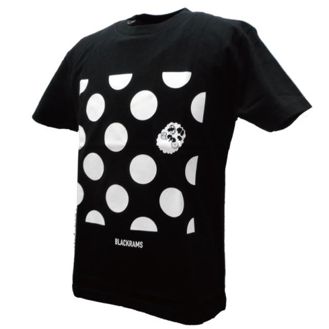 リコーブラックラムズ ドットTシャツ
