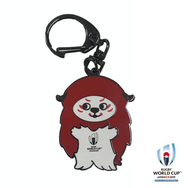 ラグビーワールドカップ2019(TM) 公式ライセンス Ren-G キーリング (ジー)