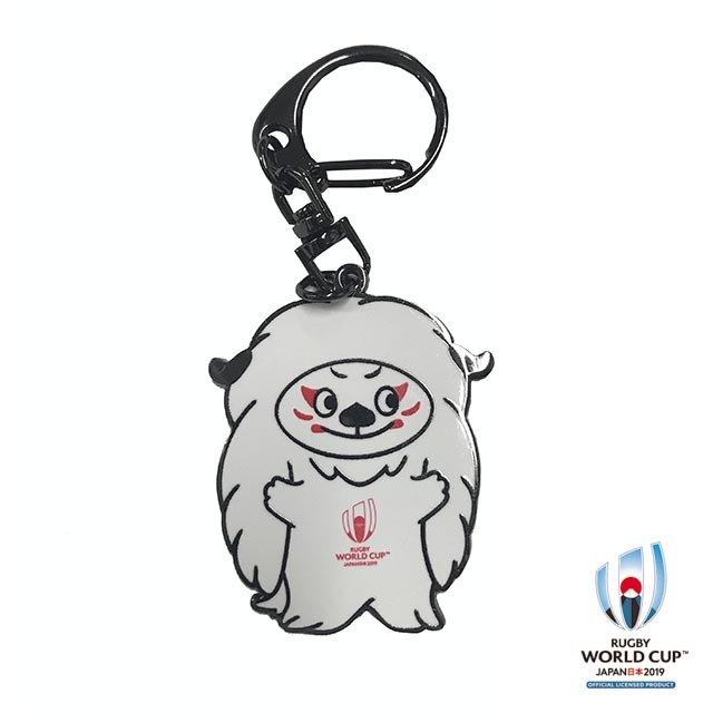 ラグビーワールドカップ2019(TM) 公式ライセンス Ren-G キーリング (レン)