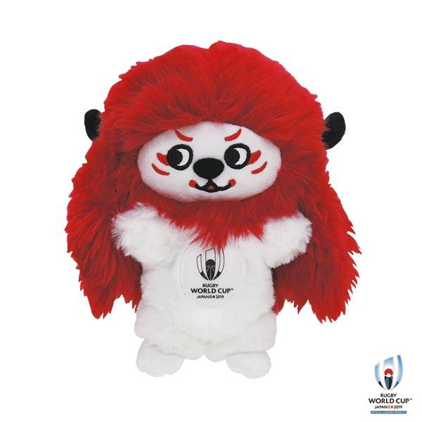ラグビーワールドカップ2019(TM) 公式ライセンス Ren-G ぬいぐるみM  G(ジー)