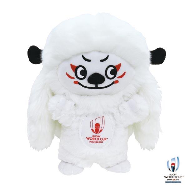 ラグビーワールドカップ2019(TM) 公式ライセンス Ren-G ぬいぐるみM  Ren(レン)