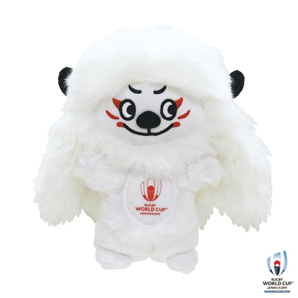 ラグビーワールドカップ2019(TM) 公式ライセンス Ren-G ぬいぐるみS  Ren(レン)
