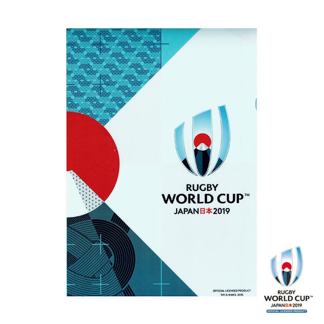 ラグビーワールドカップ2019(TM) 公式ライセンス クリアファイル(FUJI)