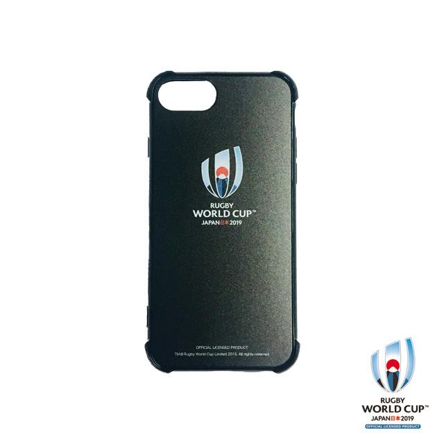 ラグビーワールドカップ2019(TM) 公式ライセンス iPhone ケース 6/6S/7/8(ブラック)