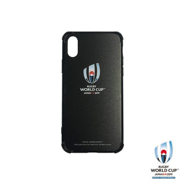 ラグビーワールドカップ2019(TM) 公式ライセンス iPhone ケース X(ブラック)