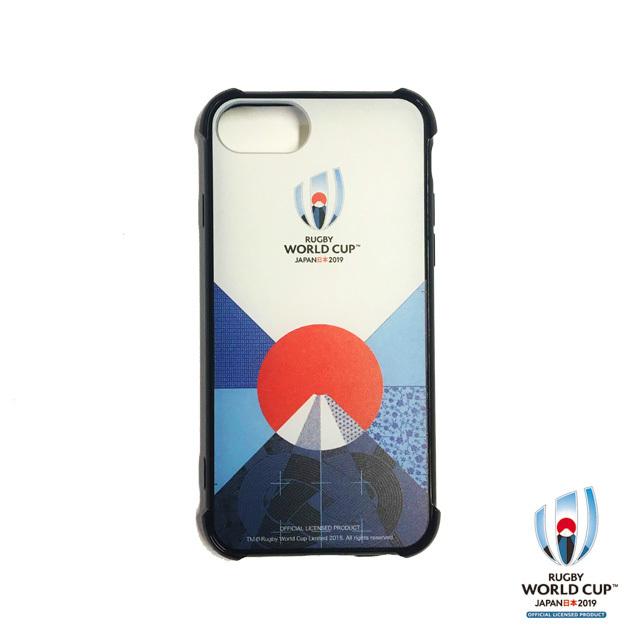 ラグビーワールドカップ2019(TM) 公式ライセンス iPhone ケース 6/6S/7/8(FUJI)