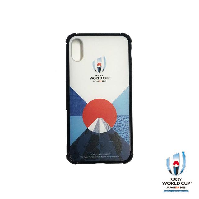 ラグビーワールドカップ2019(TM) 公式ライセンス iPhone ケース X(FUJI)
