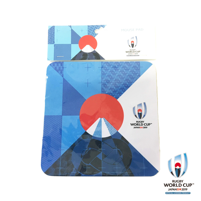 ラグビーワールドカップ2019(TM) 公式ライセンス マウスパッド