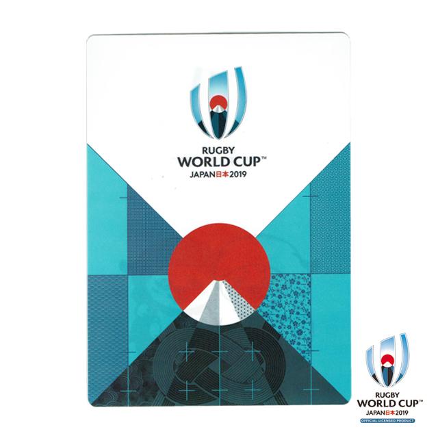 ラグビーワールドカップ2019(TM) 公式ライセンス ノート