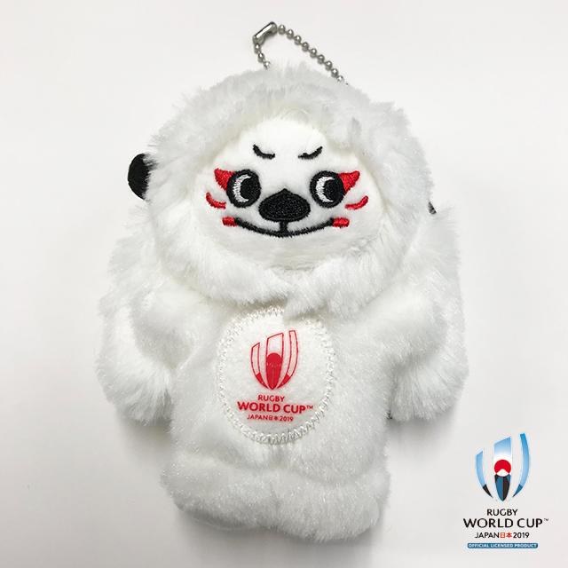 ラグビーワールドカップ2019(TM) 公式ライセンス マスコットキーリング Ren-G Ren(レン)