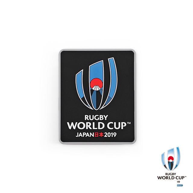 ラグビーワールドカップ2019(TM) 公式ライセンス マグネット(ブラック)