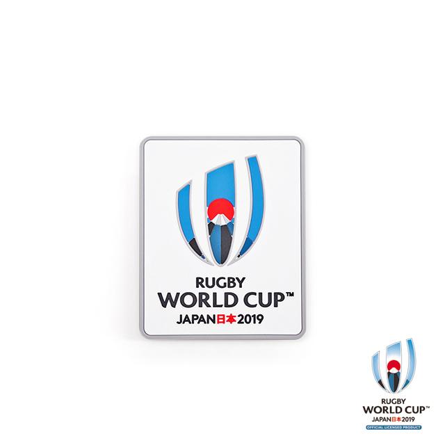 ラグビーワールドカップ2019(TM) 公式ライセンス マグネット(ホワイト)