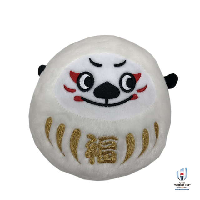ラグビーワールドカップ2019(TM) 公式ライセンス Ren-G だるまぬいぐるみ Ren(レン)