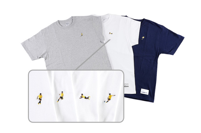 サントリーサンゴリアス 刺繍Tシャツ 【キック】