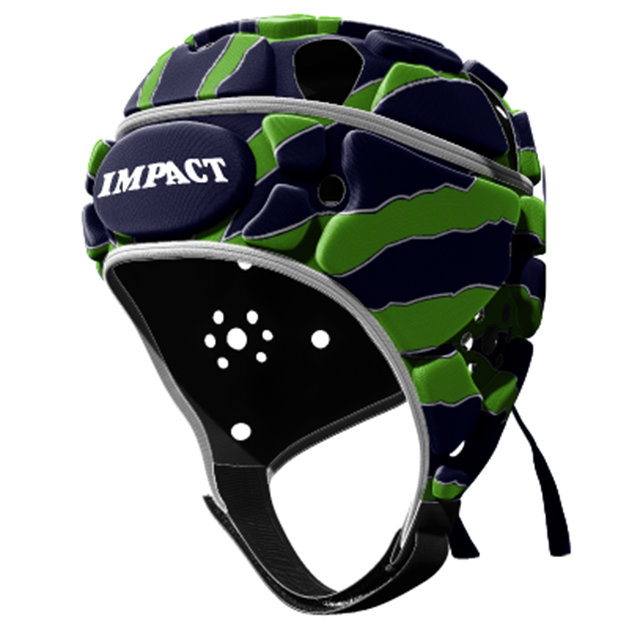 IMPACT V2 Premium Vented ストリーク ライム