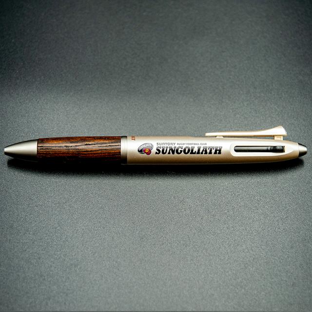 サントリーサンゴリアス ピュアモルト2色ボールペン
