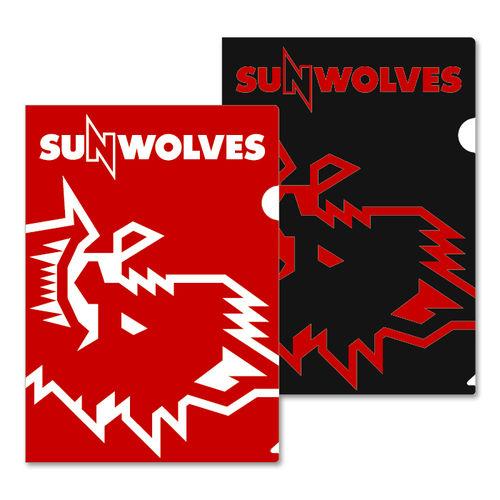 SUNWOLVES クリアファイルセット【2枚セット】
