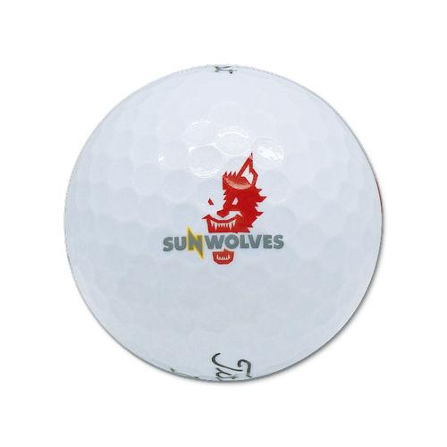 SUNWOLVES ×Titleist ゴルフボール(6個入りセット)
