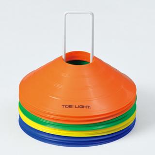 TOEI LIGHT コーナープレート(マーカーコーン) 20枚セット