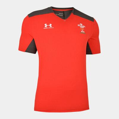 ウェールズ代表 19/20 トレーニングTシャツ レッド