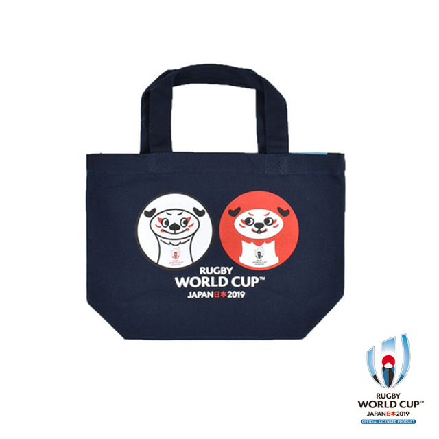 ラグビーワールドカップ2019(TM) 公式ライセンス トートバックS (レンジー)