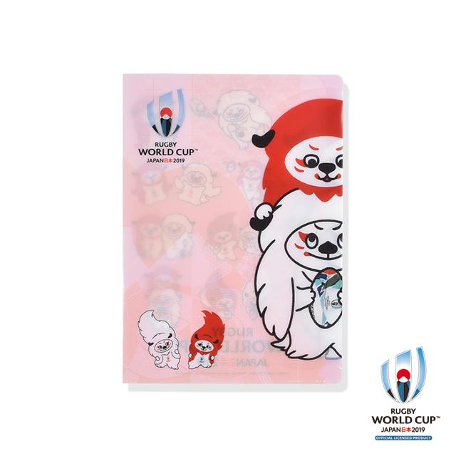 ラグビーワールドカップ2019(TM) 公式ライセンス クリアファイル(レンジー)