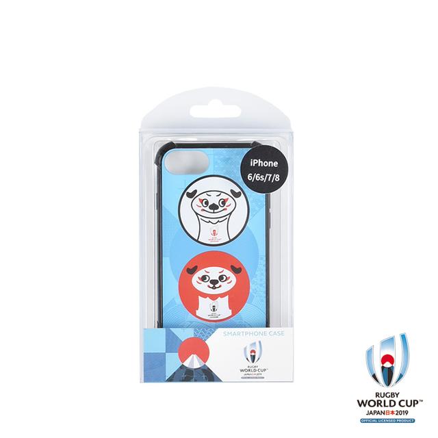 ラグビーワールドカップ2019(TM) 公式ライセンス iPhone ケース 6/6S/7/8(Ren-G)