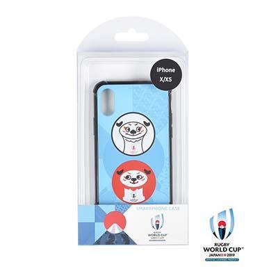 ラグビーワールドカップ2019(TM) 公式ライセンス iPhoneX ケース (レンジー)