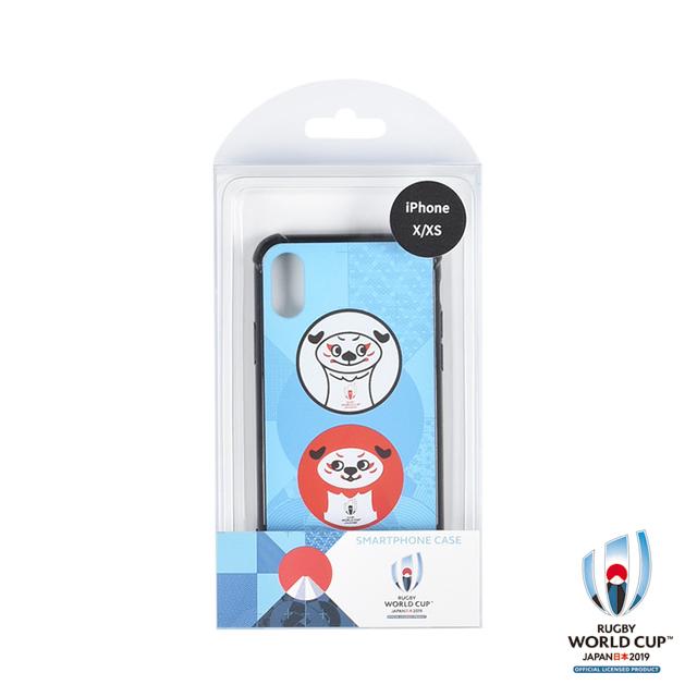ラグビーワールドカップ2019(TM) 公式ライセンス iPhone ケース X/XS(Ren-G)