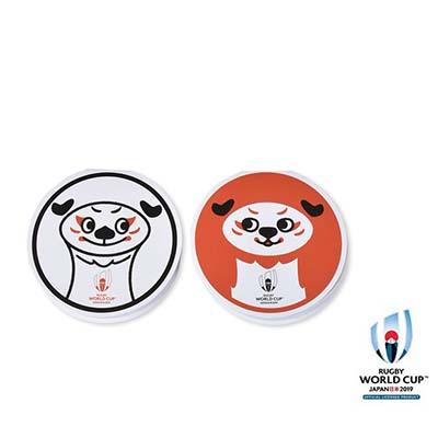 ラグビーワールドカップ2019(TM) 公式ライセンス 付箋メモ帳セット レンジー
