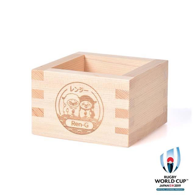 ラグビーワールドカップ2019(TM) 公式ライセンス 一合枡 レンジー