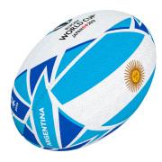 ギルバート製 RWC2019 アルゼンチン フラッグボール