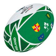 ギルバート製 RWC2019 アイルランド フラッグボール ミニ